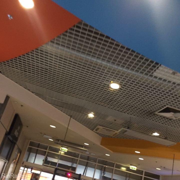 подвесные решетчатые потолки фото первый, кто