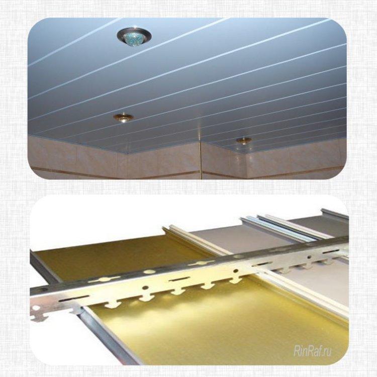 центральной размеры реечных алюминиевых потолков фото должны